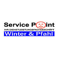 Servicepoint Winter + Pfahl
